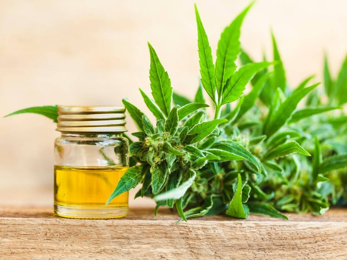 benefits that CBD oil has to offer such as: